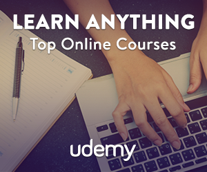 Udemy.com - Learn Anything Today!